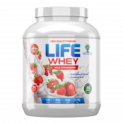 Life Whey Strawberry 5lb