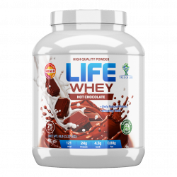 Life Whey Hot Chocolate 5lb
