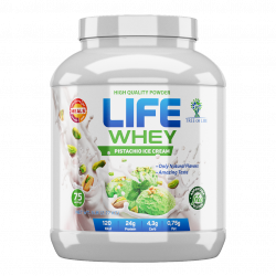 Life Whey Pistachio ice cream 5lb