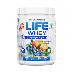 Life Whey Blueberry muffin 1lb