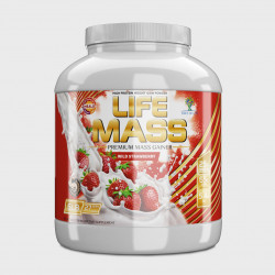 Life MASS Wild strawberry 6lb