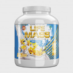 Life MASS Vanilla cream 6lb