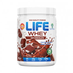 Life Whey Hot Chocolate 1lb