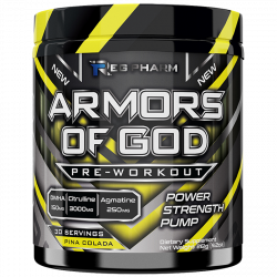 Reg Pharm Armors of God 261g Pina Colada