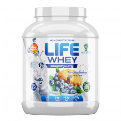 Life Whey Blueberry muffin 5lb