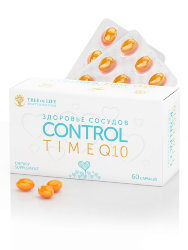 Control Time Q10 100% 60капсул