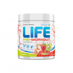 Life PRE-Workout 50 servs Strawberry-Kiwi