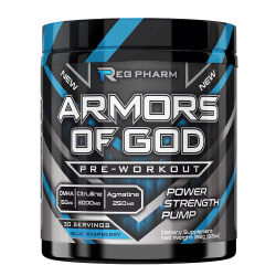 Reg Pharm Armors of God Blue raspberry