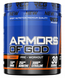 Reg Pharm Armors of God 261g Mango