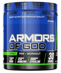 Reg Pharm Armors of God Green Apple