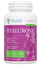 Life Hyaluronic acid 150mg 60 порций